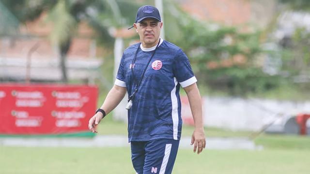 Após seis jogos e uma vitória, Marcelo Chamusca deixa o comando do Náutico