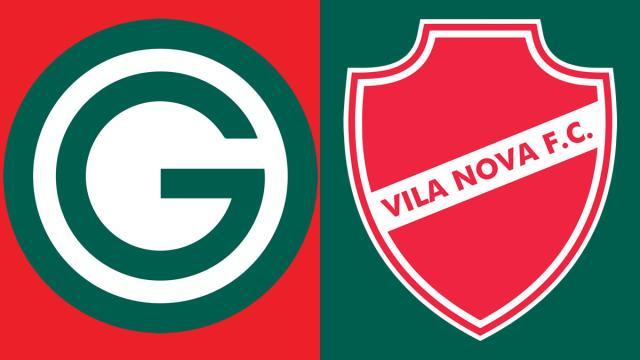 Goiás recebe Vila nova pela 26ª rodada da Série B
