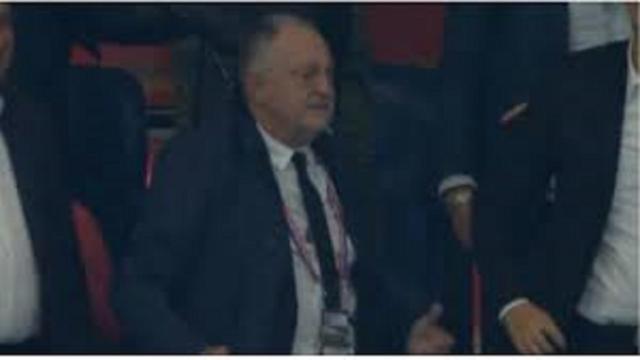 OL vs Lorient : Aulas l'a mauvaise sur le but refusé en fin de match