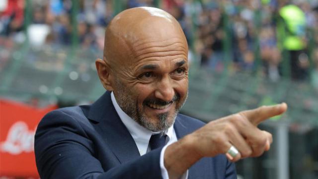 Spalletti: 'Sette candidate per lo scudetto; il Napoli? Non ci nascondiamo'