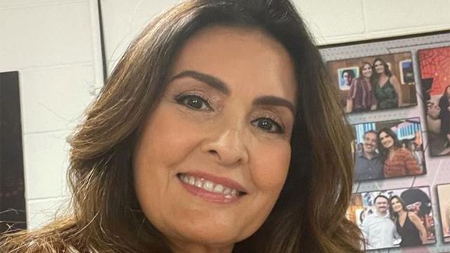 Atores felicitam Fátima Bernardes por seus 59 anos