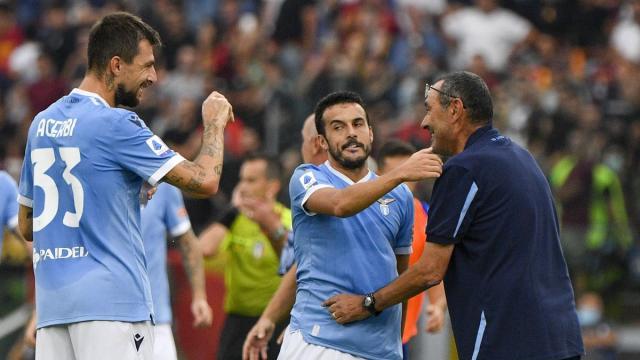 Lazio-Roma 3-2, le pagelle: Sarri condottiero, Anderson indomabile