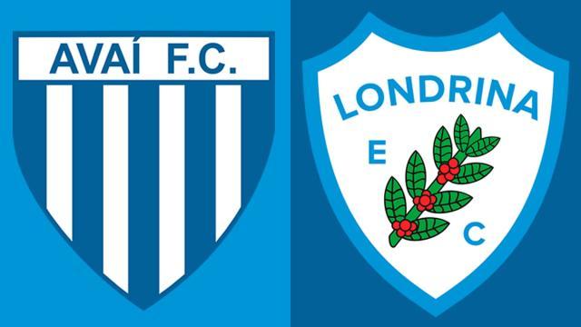 Informações pré-jogo do confronto entre Avaí x Londrina