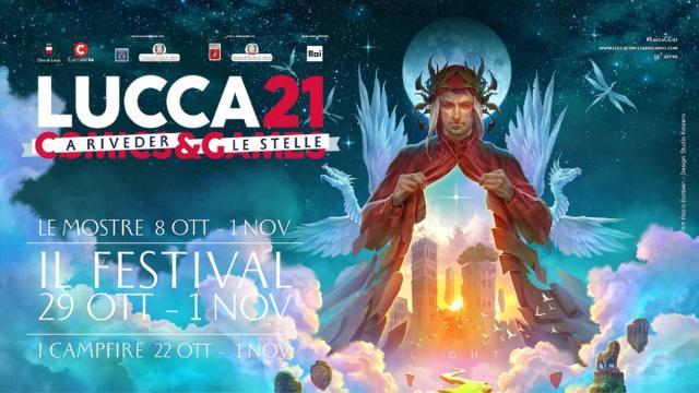 Lucca Comics, l'edizione 2021 torna nella sua versione tradizionale