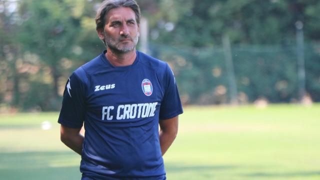 Crotone: Francesco Modesto chiamato alla vittoria contro la capolista Pisa