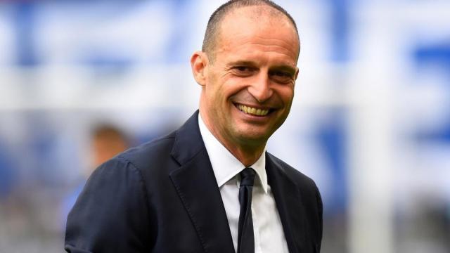 Juventus-Roma, Allegri senza Rabiot e Morata