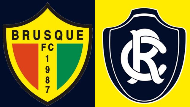 Desfalcados, Brusque e Remo se enfrentam em Santa Catarina