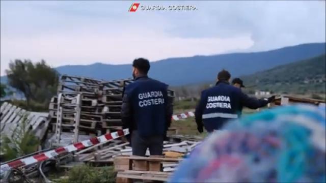 Disastro ambientale nelle acque del Gargano, 14 arresti