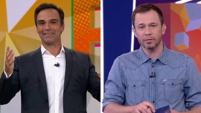 Celebridades comentam escolha de Tadeu Schmidt para comandar o 'BBB'