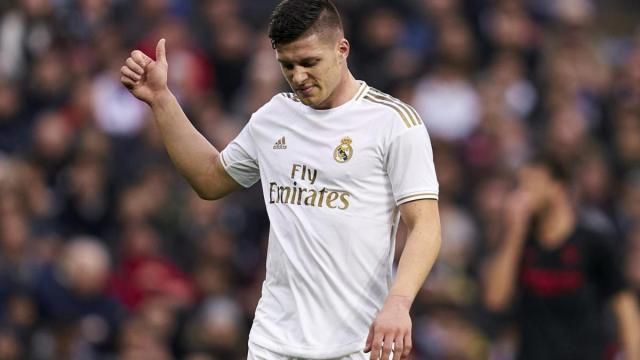 Ceccarini: 'Il Real Madrid potrebbe aprire al prestito di Jovic', Inter alla finestra