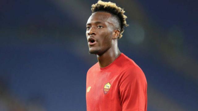 Roma, Abraham tenta il recupero in vista della Juventus