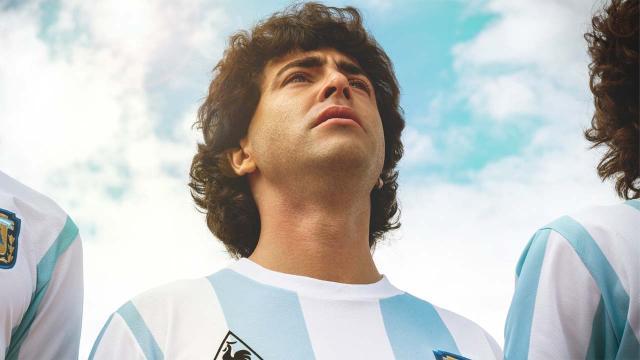 'Maradona: sogno benedetto', dal 29 ottobre disponibile su Amazon Prime Video
