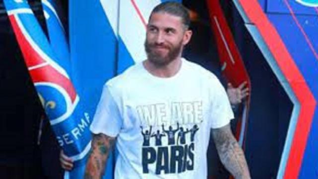 Pierre-Antoine Damecour se paye Sergio Ramos dans une parodie
