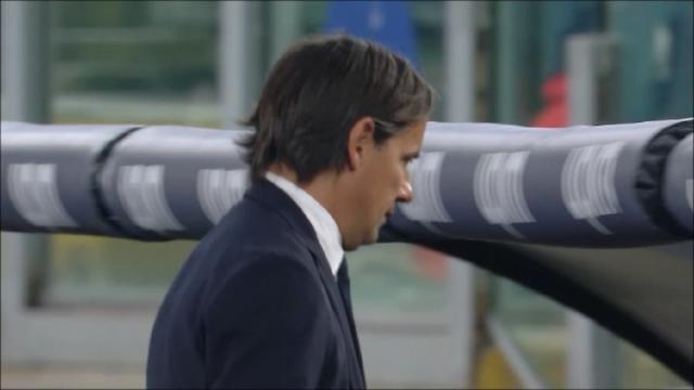 Simone Inzaghi, ritorno amaro all'Olimpico: la Lazio impone all'Inter il primo stop