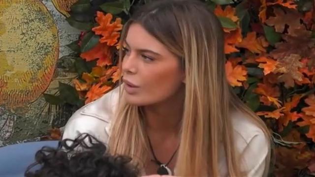GFVIP: Gianmaria a Sophie: 'Mi sono trovato ad avere un feeling con te'
