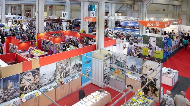 Salone del libro a Torino: grande partecipazione per l'evento