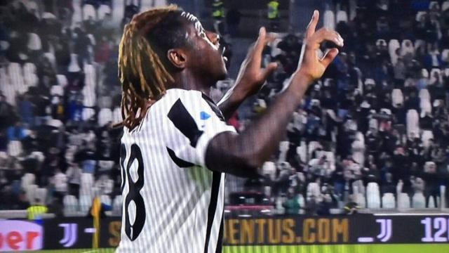 Juventus-Roma 1-0: decide Kean, i giallorossi falliscono un rigore