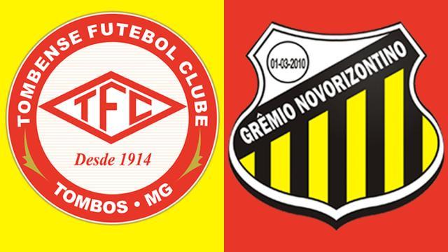 Tombense x Grêmio Novorizontino se enfrentam valendo a liderança do grupo B