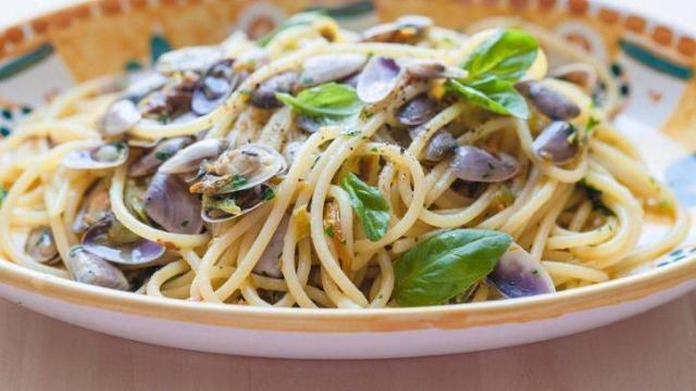 Spaghetti con Telline: un piatto che richiama il profumo del mare