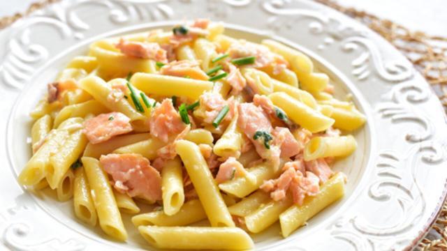 Pennette al Salmone: un piatto molto sfizioso