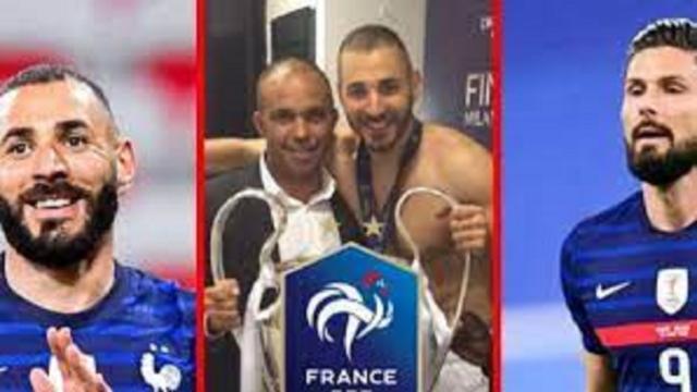 Karim Djaziri se paye Olivier Giroud sur RMC