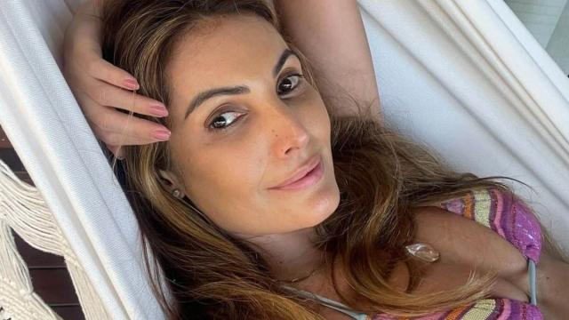 Patrícia Poeta é parabenizada no dia do seu aniversário de 45 anos