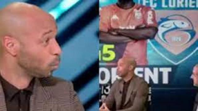 Thierry Henry chambre un journaliste et provoque un fou rire en direct