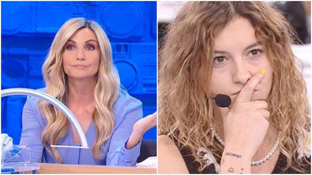 Amici21, ultimo confronto tra Flaza e Lorella, l'allieva: 'Uso l'arroganza per difendermi'