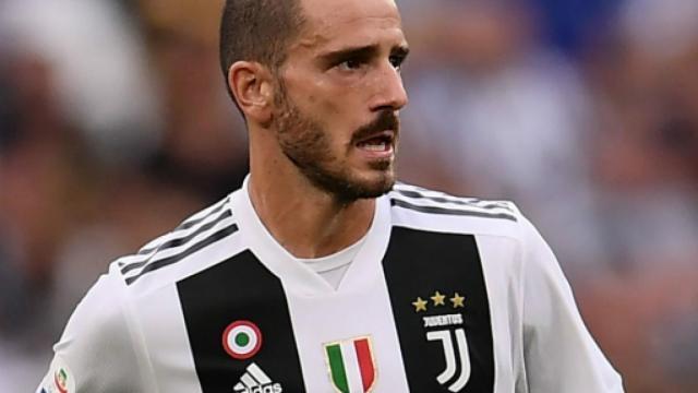 Juve, Chiellini ci rimase male del trasferimento di Bonucci al Milan nel 2017