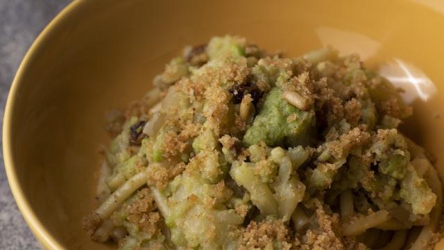 Ricetta, bucatini con broccoli: piatto della tradizione trapanese