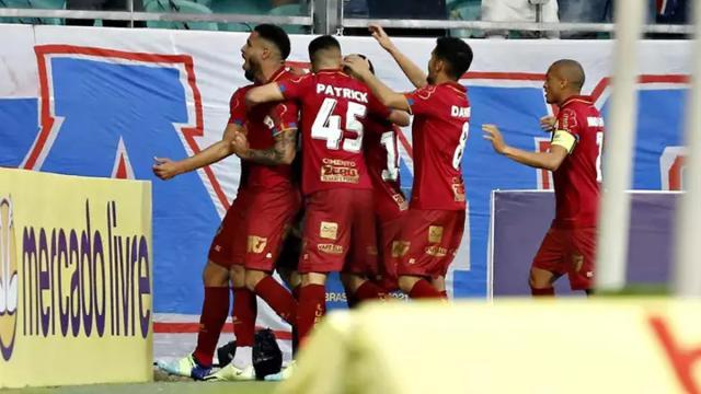 Cinco mandantes que venceram na rodada do Brasileiro 2021