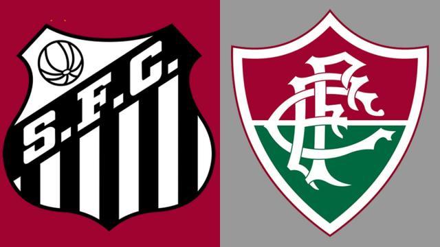 Buscando sair da zona de rebaixamento, Santos recebe o embalado Fluminense
