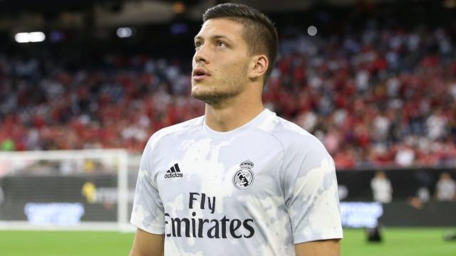Jovic in prestito all'Inter, a gennaio l'affare potrebbe concretizzarsi