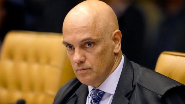 Moraes é escolhido para ser relator de ação movida por Bolsonaro contra CPI