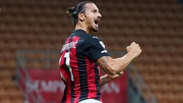 Roma-Milan, possibile rientro dal primo minuto per Ibrahimovic