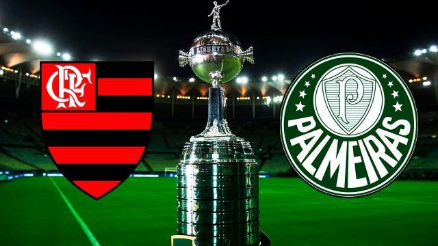 Palmeiras-Flamengo, finale tutta brasiliana della Copa Libertadores