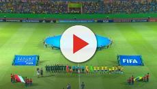 Mondiale Under 17, Italia-Brasile: l'inno nazionale