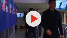 Leverkusen-Juve: gli arrivi delle squadre alla Bay Arena